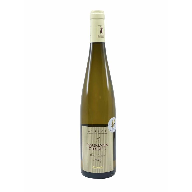AOC Alsace Pinot gris 2017