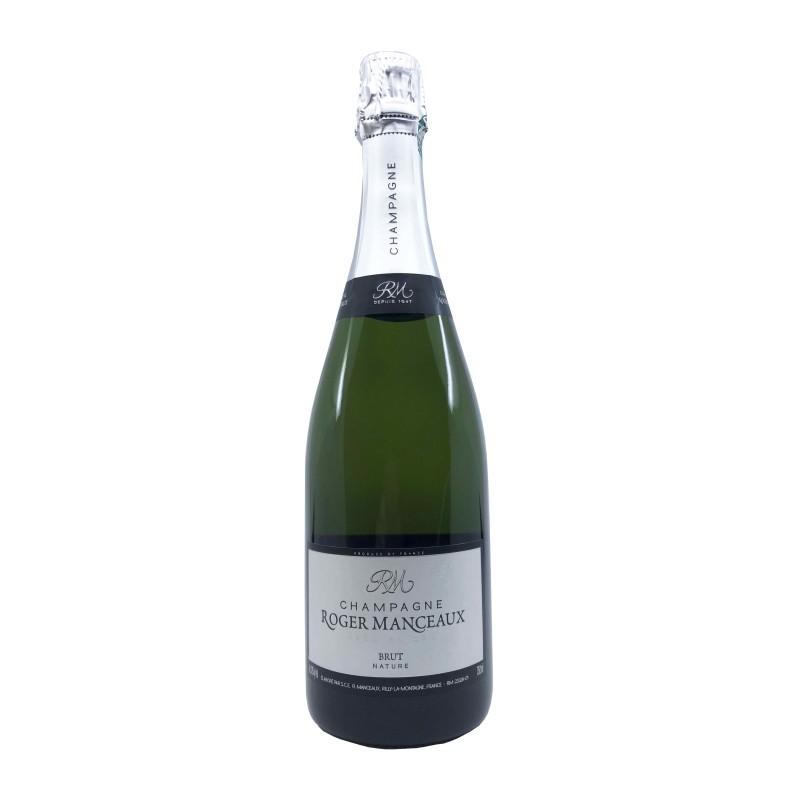 AOC Champagne Brut nature 0 dosage Roger Manceaux