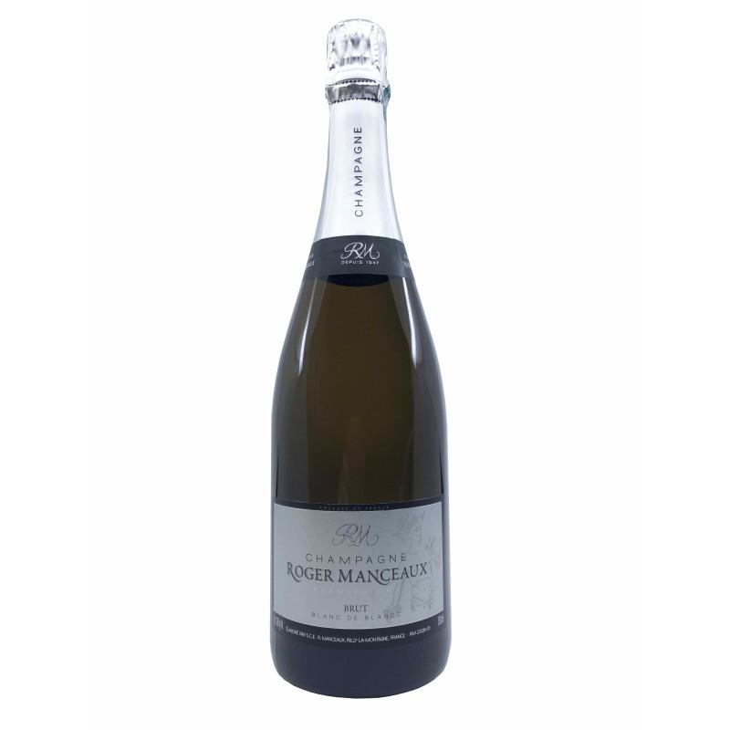 AOC Champagne Blanc de blancs Roger Manceaux