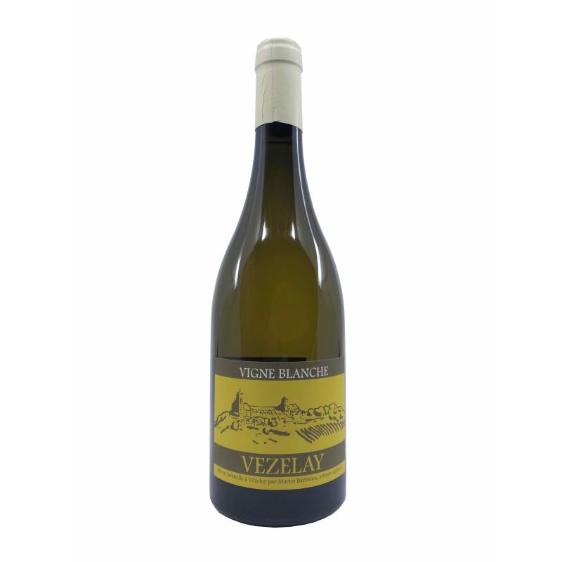 AOC  Vézelay. Vigne blanche 2018