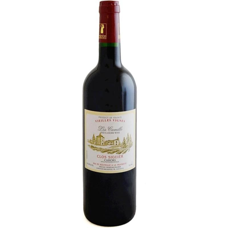AOC Cahors Vieilles Vignes Les Camilles 2017