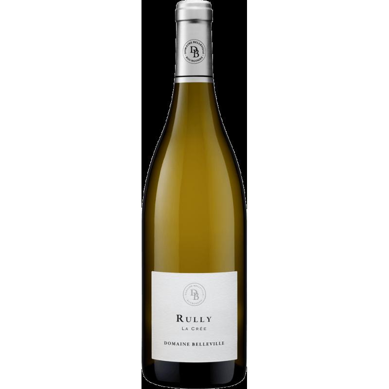 AOC Rully blanc La crée 2017