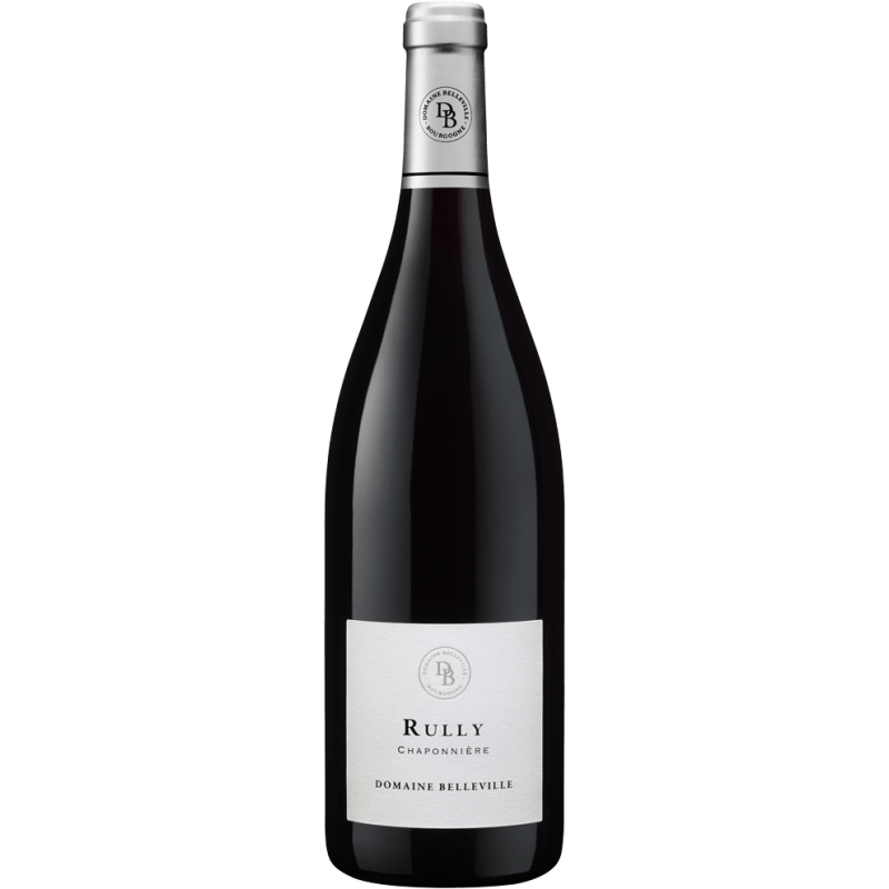AOC Rully rouge Chaponniere 2018
