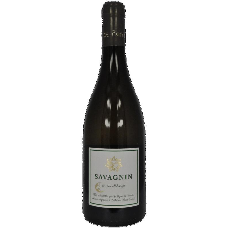 IGP Vin des Allobroges Savagnin 2019