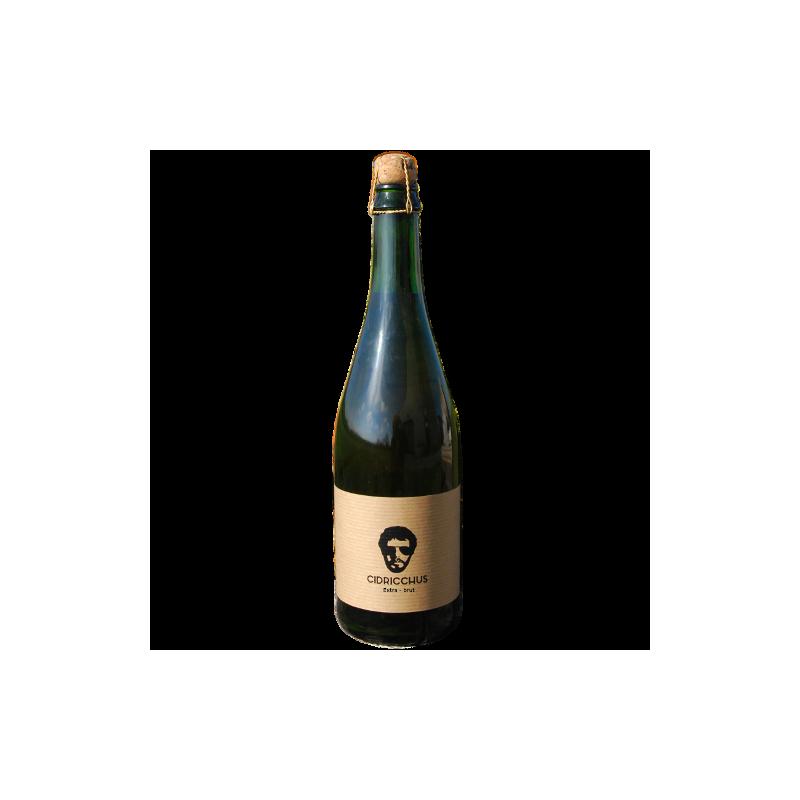 Cidre extra brut Cidricchus