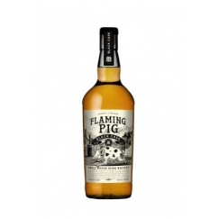 Whisky Irlandais Flaming pig