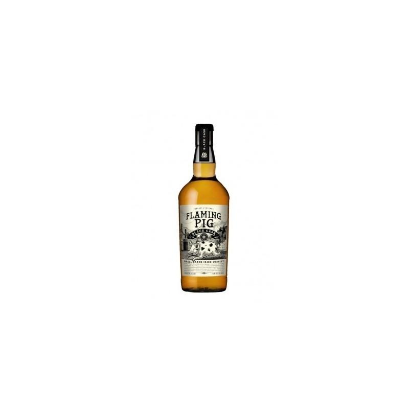 Whisky Irlandais Flaming pig