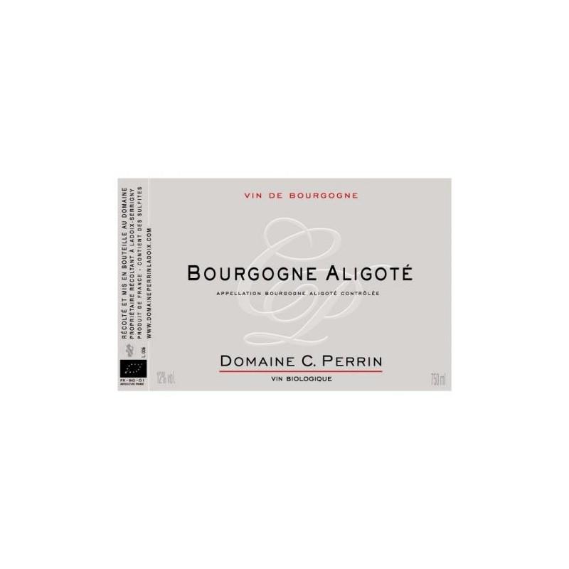 AOC Bourgogne Aligoté 2019 Céline Perrin