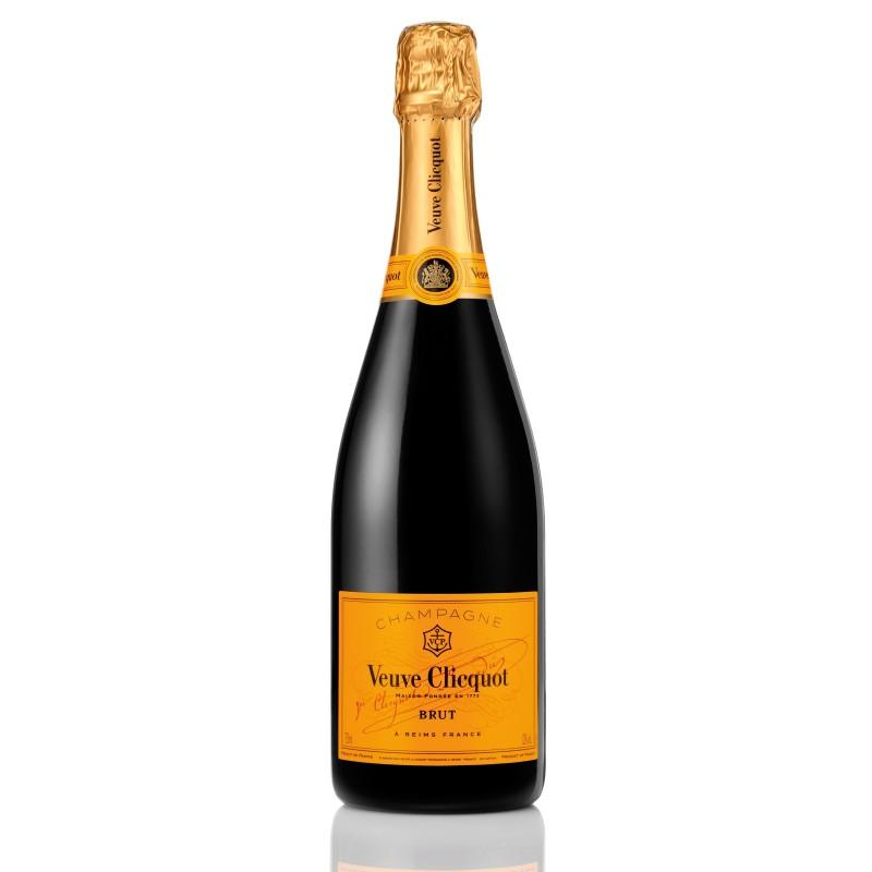 AOC Champagne Veuve Cliquot Brut Carte Jaune