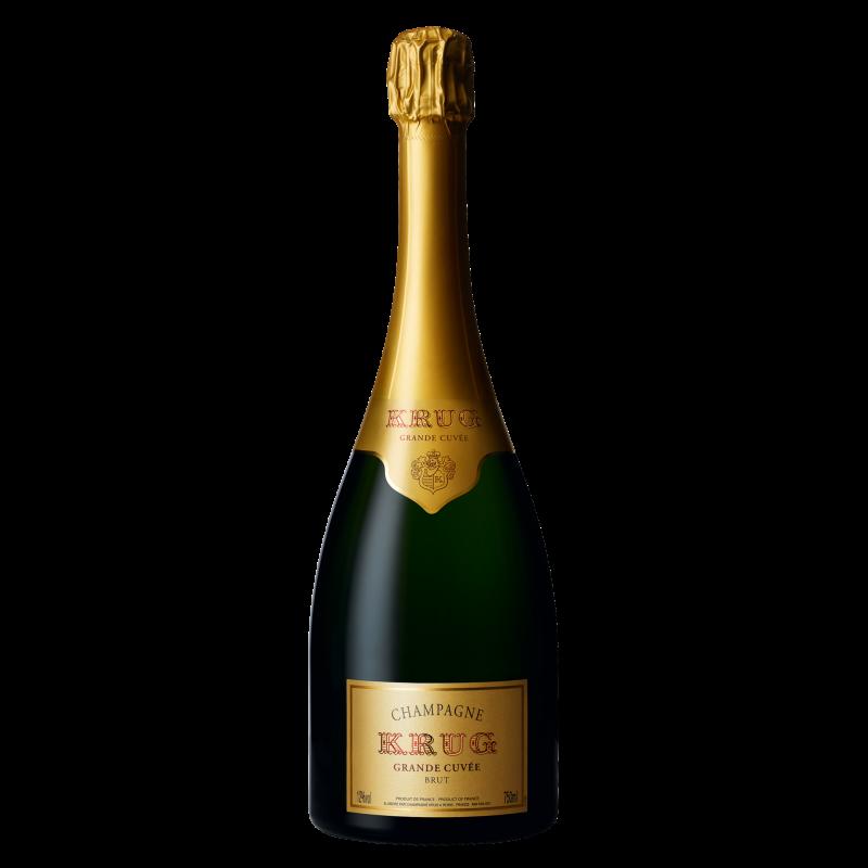 AOC Champagne Krug grande cuvée Edition 168