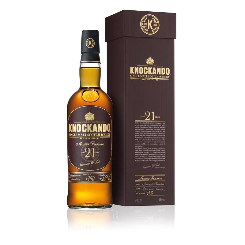 Whisky Knockando 21 ans