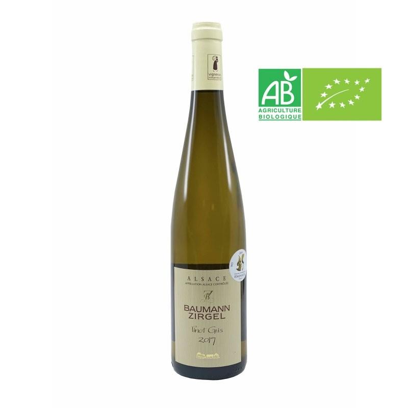 AOC Alsace Pinot gris 2018
