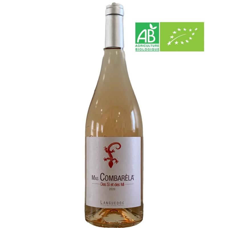 AOC Languedoc rosé Des si et des mi 2020