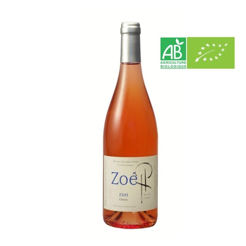 IGP Cotes Catalanes Zoé Rosé 2020