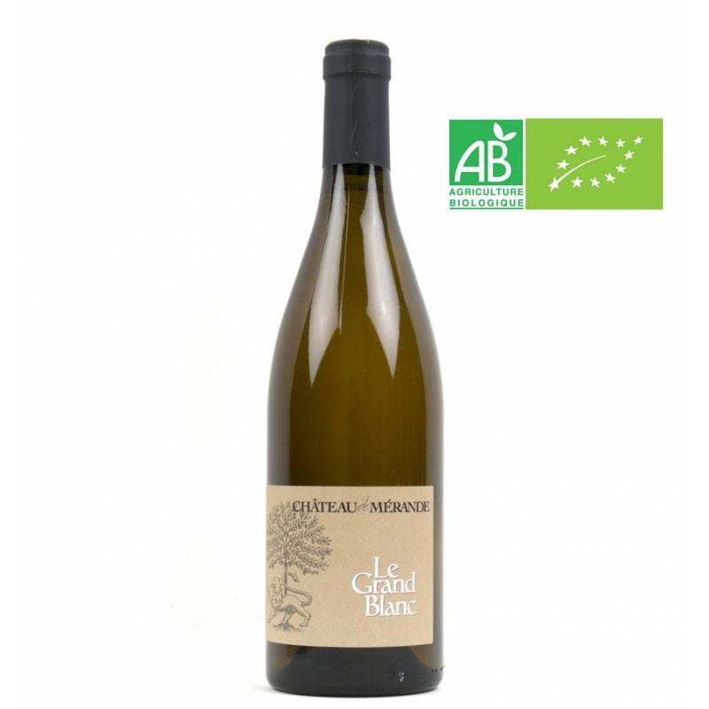 AOC Chignin Bergeron Grand blanc 2018