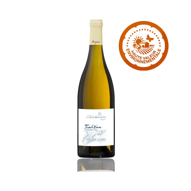 IGP Val de Loire Chardonnay Tradition 2018