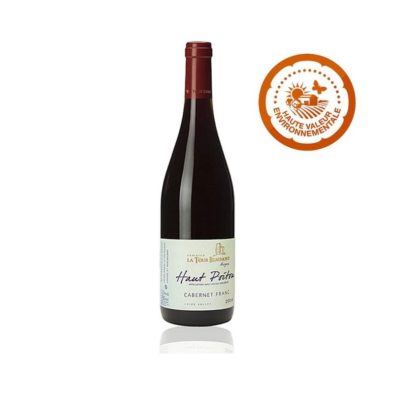 AOC Haut Poitou Cabernet franc 2018
