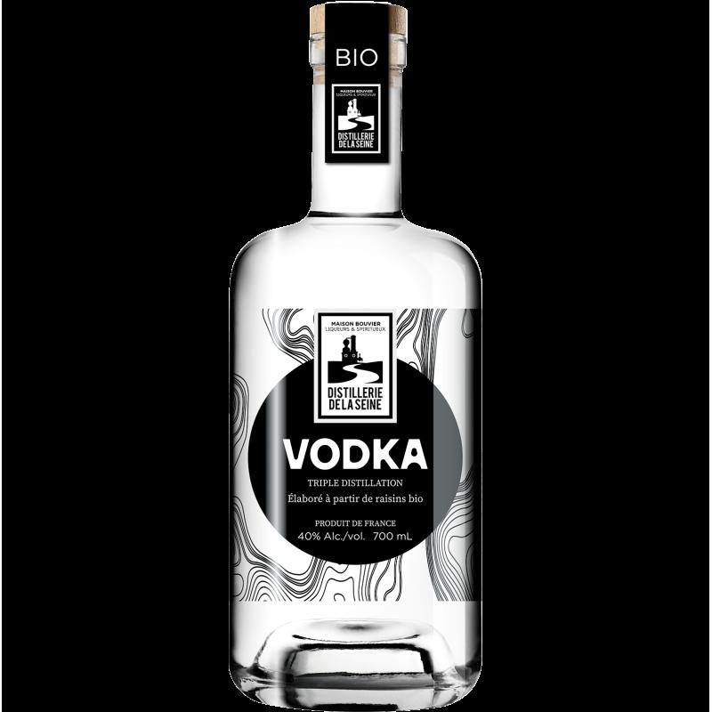 Vodka bio vinique Triple distillation